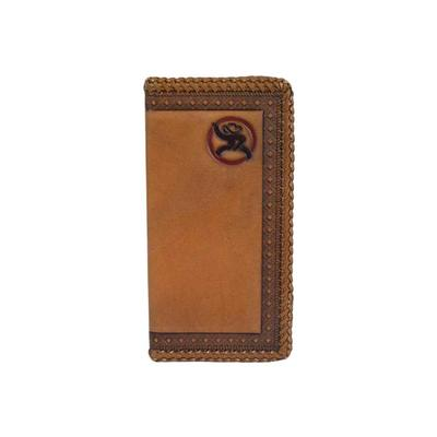 Roughy Whipstitch Rodeo Wallet
