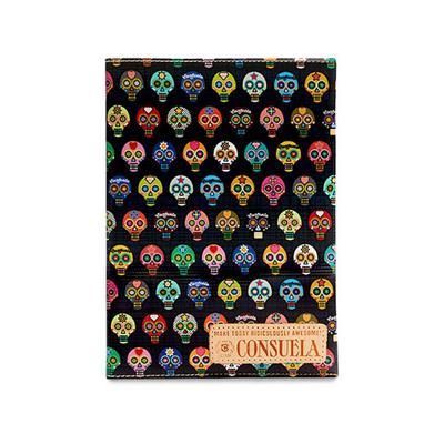 Consuela's Tiny Notebook Cover