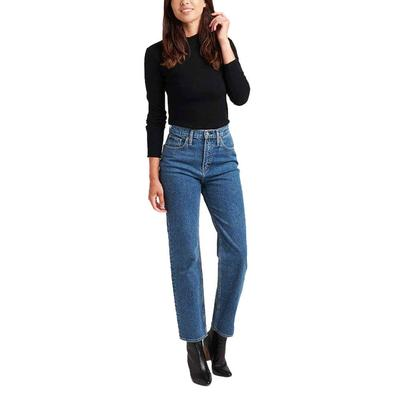 Silver Women's Highly Desirable Straight Leg Jeans