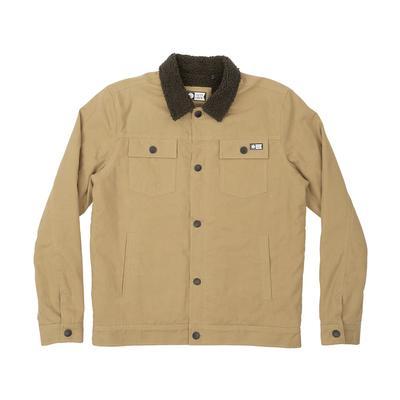 Salty Crew Men's Bait Barge Workwear Jacket