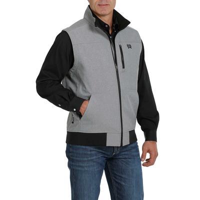 Cinch Men's Conceal Carry Textured Vest