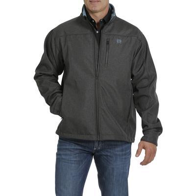 Cinch Men's Textured Bonded Jacket