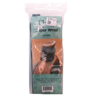 Rattler Ropes Black Rubber Dally Wraps