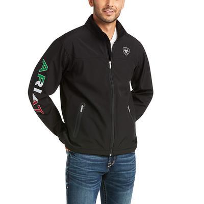 Ariat Men's Team Mexico Softshell Jacket