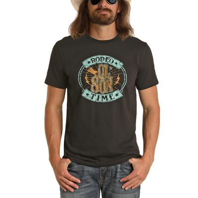 Rock & Roll Dale Brisby Men's Ol' Son Graphic T-Shirt