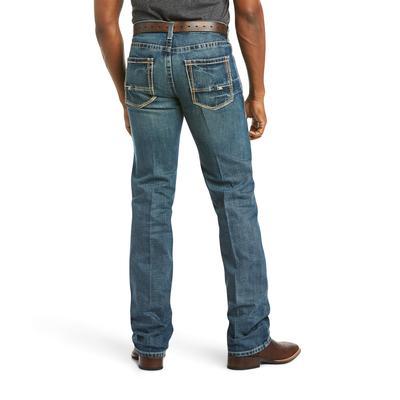 Ariat Men's M5 Slim Stackable Straight Leg Jeans