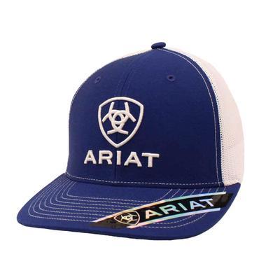 Ariat Men's Blue Snap Back Cap
