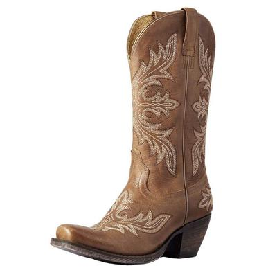 Ariat Women's Circuit Rosewood Western Boots