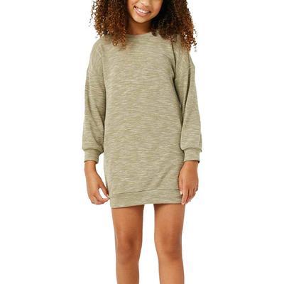 Hayden Girl's Knit T-Shirt Dress