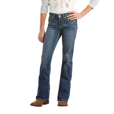 Ariat Girl's R.E.A.L. Janet Bootcut Jeans