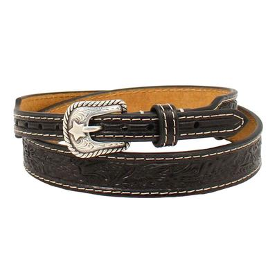 M&F Western Youth 3/4-3/8 Floral Tooled Hatband