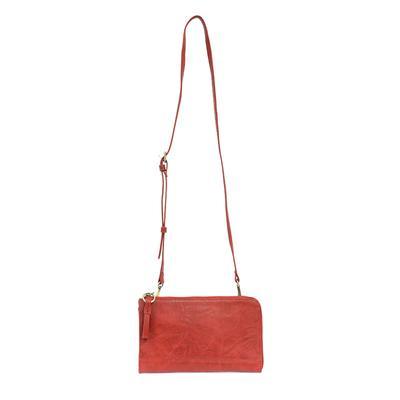 Women's Karina Red Convertible Wristlet and Wallet