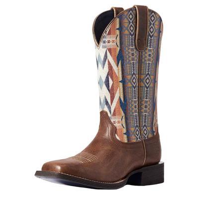 Ariat Women's Pendleton Circuit Savanna Western Boots