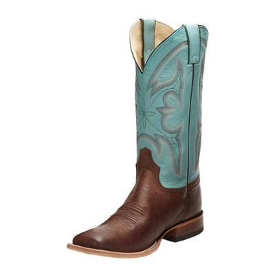 Tony Lama Men's Sealy Sky Blue Western Boots