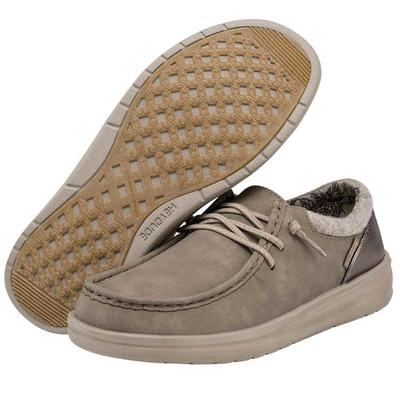 Hey Dude Women's Polly Light Taupe