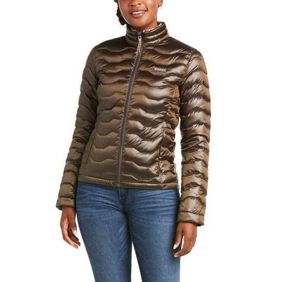 Ariat Women's Ideal 3.0 Down Brown Jacket