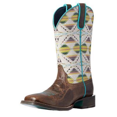 Ariat Women's Pendleton Savanna Circuit Western Boots