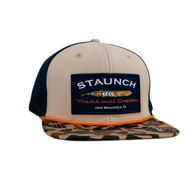 Staunch Men's Snood Buckskin Cap