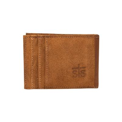 STS Ranchwear Calvary Money Clip & Card Wallet