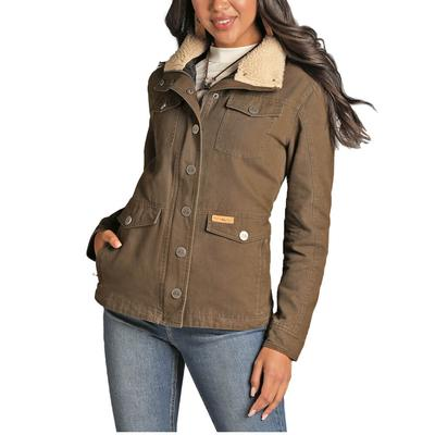 Panhandle Women's Brushed Canvas Rancher Jacket