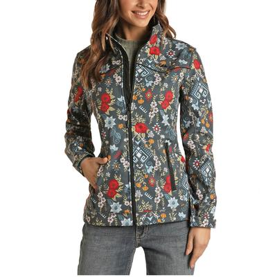 Panhandle Women's Softshell Aztec Rodeo Jacket