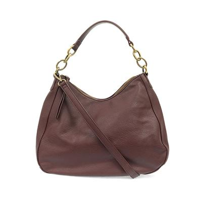 Shanae Oxblood Chian Convertible Handbag
