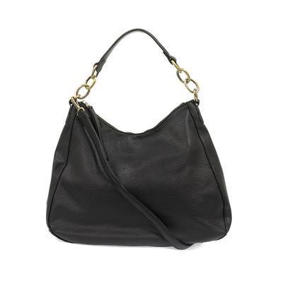 Shanae Black Chain Convertable Handbag