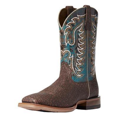 Ariat Men's Stinger Blue Western Boots
