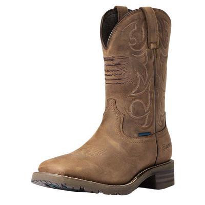 Ariat Men's Waterproof Hybrid Patriot Western Boots