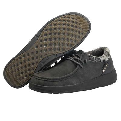 Hey Dude Women's Polly Totally Black