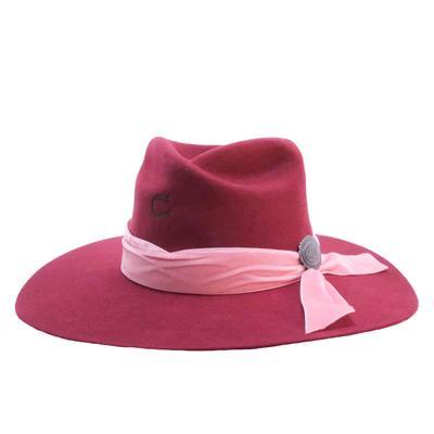 Charlie 1 Horse Women's Lady Bandit Felt Hat