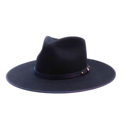 Stetson Women's Navy Night Sky Felt Hat
