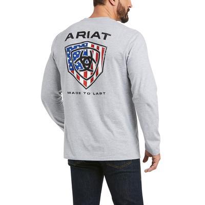 Ariat Men's American Service Long Sleeve