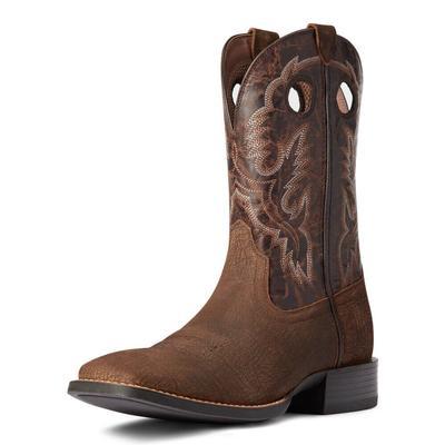 Ariat Men's Sport Buckout Western Boots