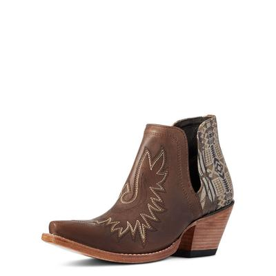 Ariat Women's Pendleton Dixon Weathered Ankle Boots