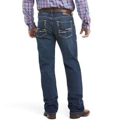 Ariat Men's M4 Low Rise Adkins Boot Cut Jeans