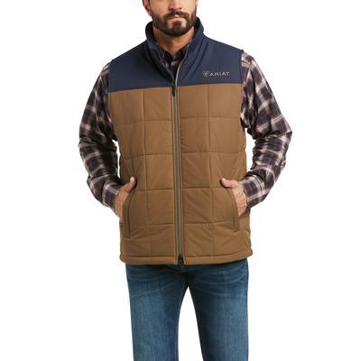 Ariat Men's Crius Insulated Vest