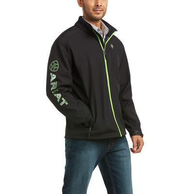 Ariat Men's Logo 2.0 Softshell Performance Jacket