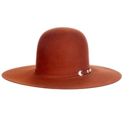 Resistol Men's Midnight 6X Rust Felt Hat
