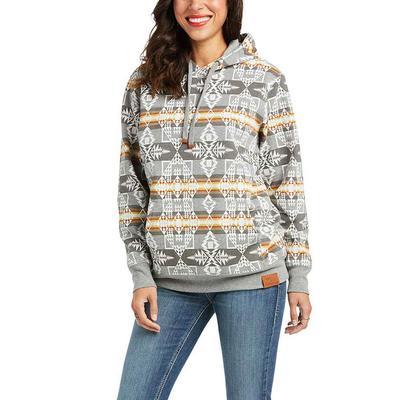 Ariat Women's Pendleton Arrowhead Cotton Hoodie
