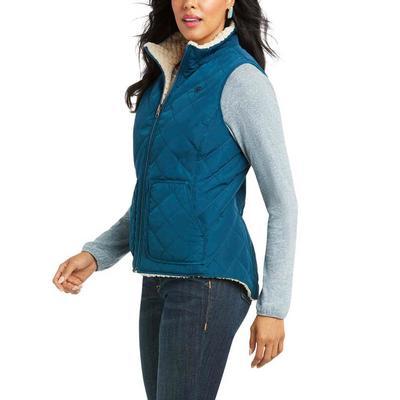 Ariat Women's R.E.A.L. Reversible Dilon Vest