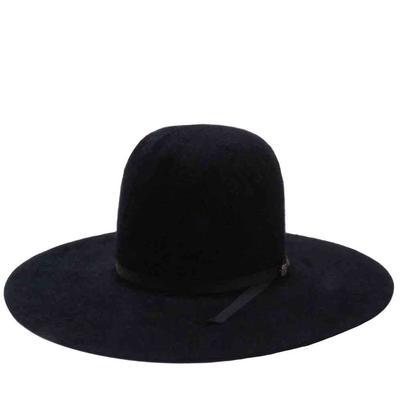 Resistol Men's Kodiak 8X Black Felt Hat