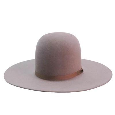 Resistol Men's Showdown 7X Stone Felt Hat