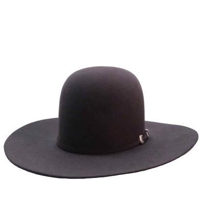 Resistol Men's Midnight 6X Char Felt Hat