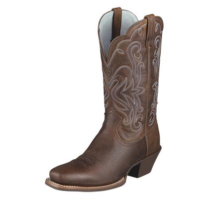Ariat Legend Brown Rowdy Cowgirl Boots