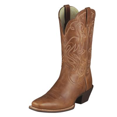 Ariat Legend Russet Rebel Cowgirl Boots