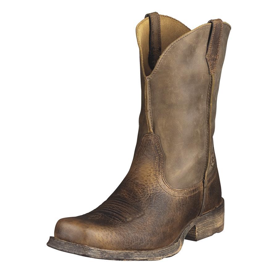Ariat Rambler Square Toe Cowboy Boots | D&D
