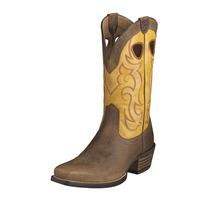 Ariat Rawhide Square Toe Cowboy Boots