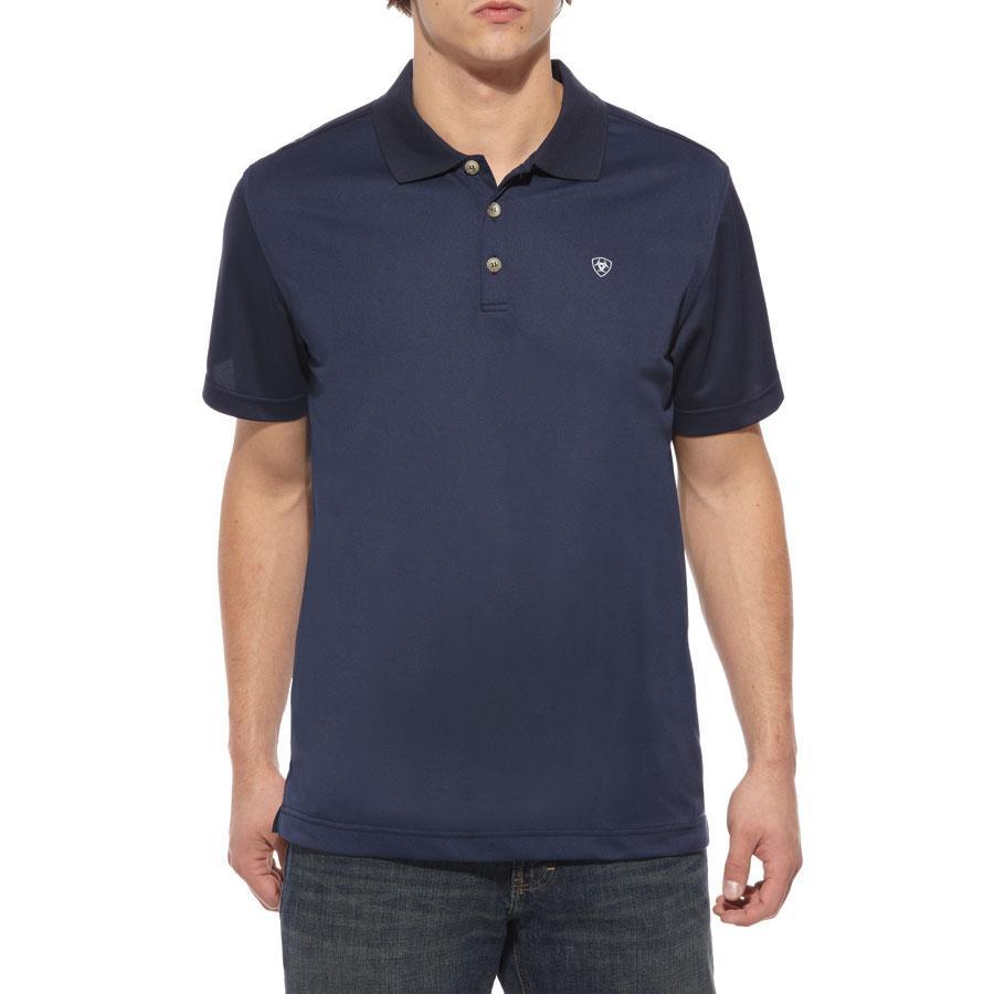 Ariat Tek Mens Polo Shirt