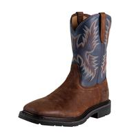 Ariat Sierra Steel Toe Mens Work Boots
